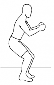 Mini Squat